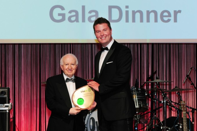 IMEX-GMIC Green Meeting Award2014