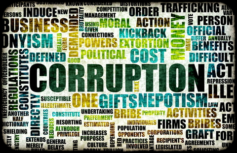 Stand together against corruption