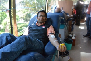 India Blood Drive