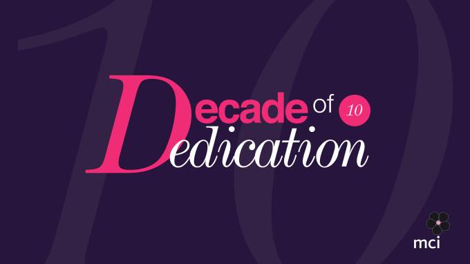 Lessons from a decade ofdedication